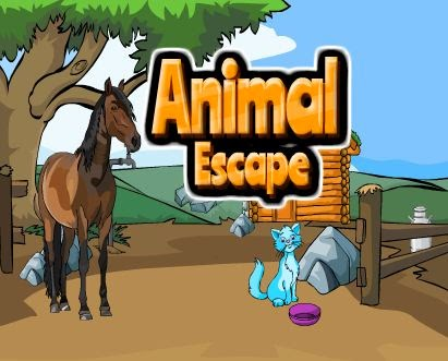 Juegos de escape Animal Escape