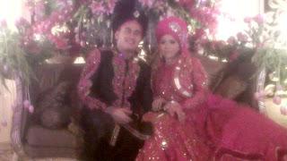 Pesta Pernikahan Nassar Kdi Dan Muzdalifah Masuk Rekor Muri [ www.BlogApaAja.com ]
