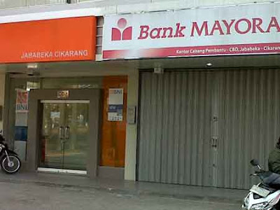 Job Vacancy Bank Mayora