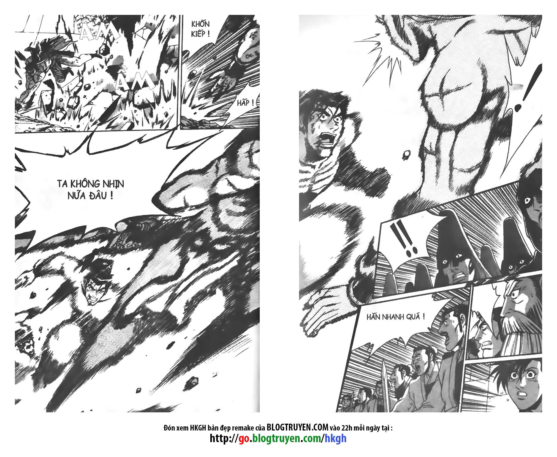 Hiệp Khách Giang Hồ chap 213 page 5 - IZTruyenTranh.com