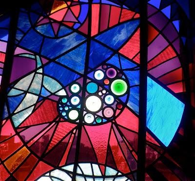texturas de cristales decorados
