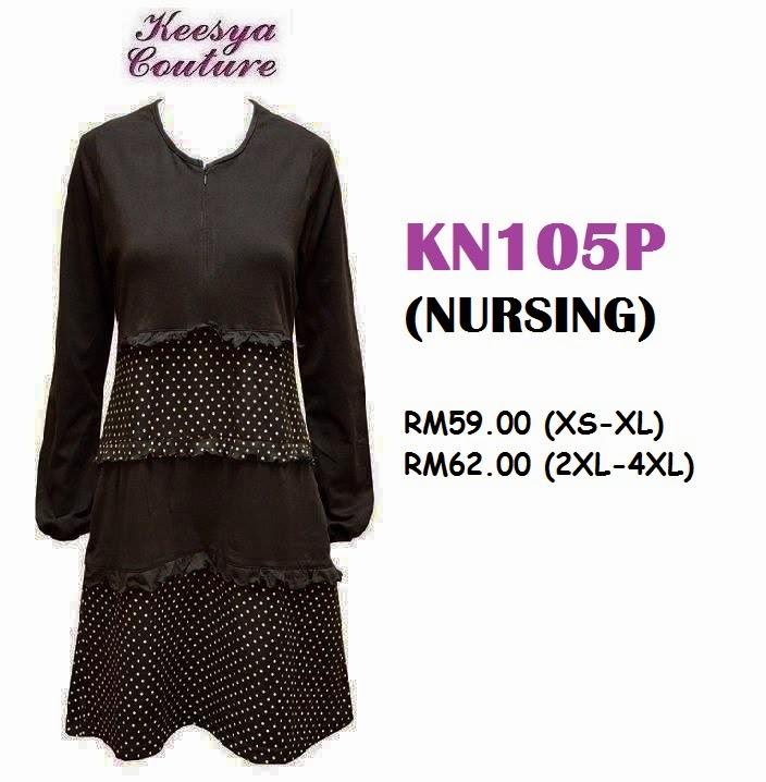 T-shirt-Muslimah-Keesya-KN105P