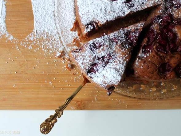 Noch ein Schoko-Kirsch-Kuchen!