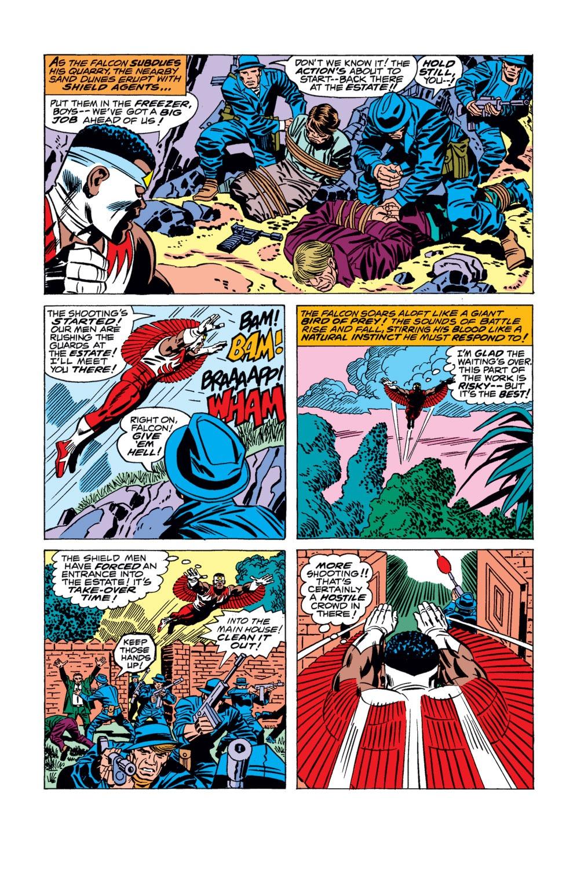 Captain America (1968) Issue #198 #112 - English 13