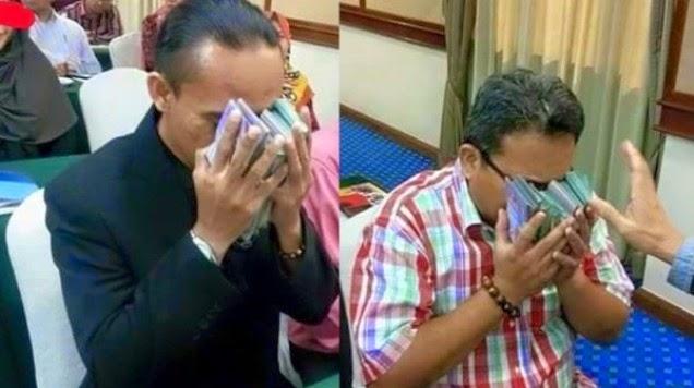 Cium duit boleh jadi jutawan perbuatan bidaah – kata Mufti Selangor