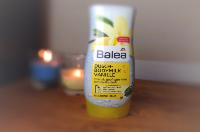 Balea Dusch Bodylotion Vanille