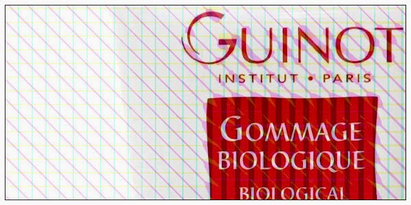 gommage biologique Guinot