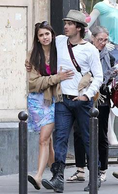 Nina Dobrev Boyfriend