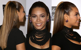 Half Up Half Down Hairstyles - celebrity hairstyle ideas for women