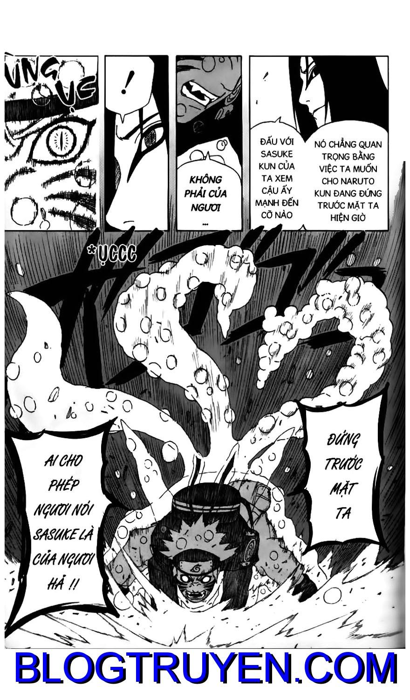 Naruto chap 291 Trang 17 - Mangak.info