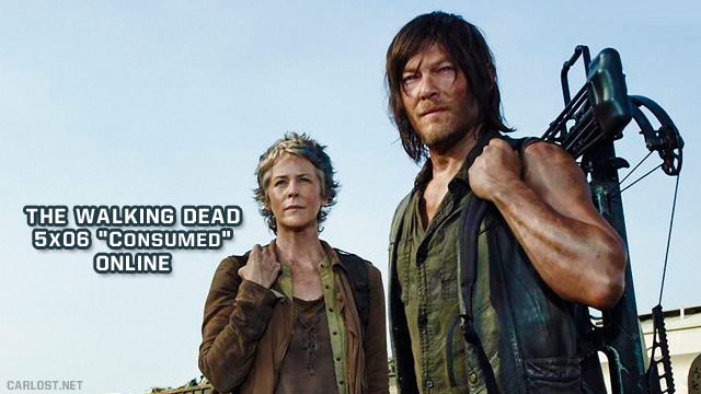 The Walking Dead 5x06 Consumed Online