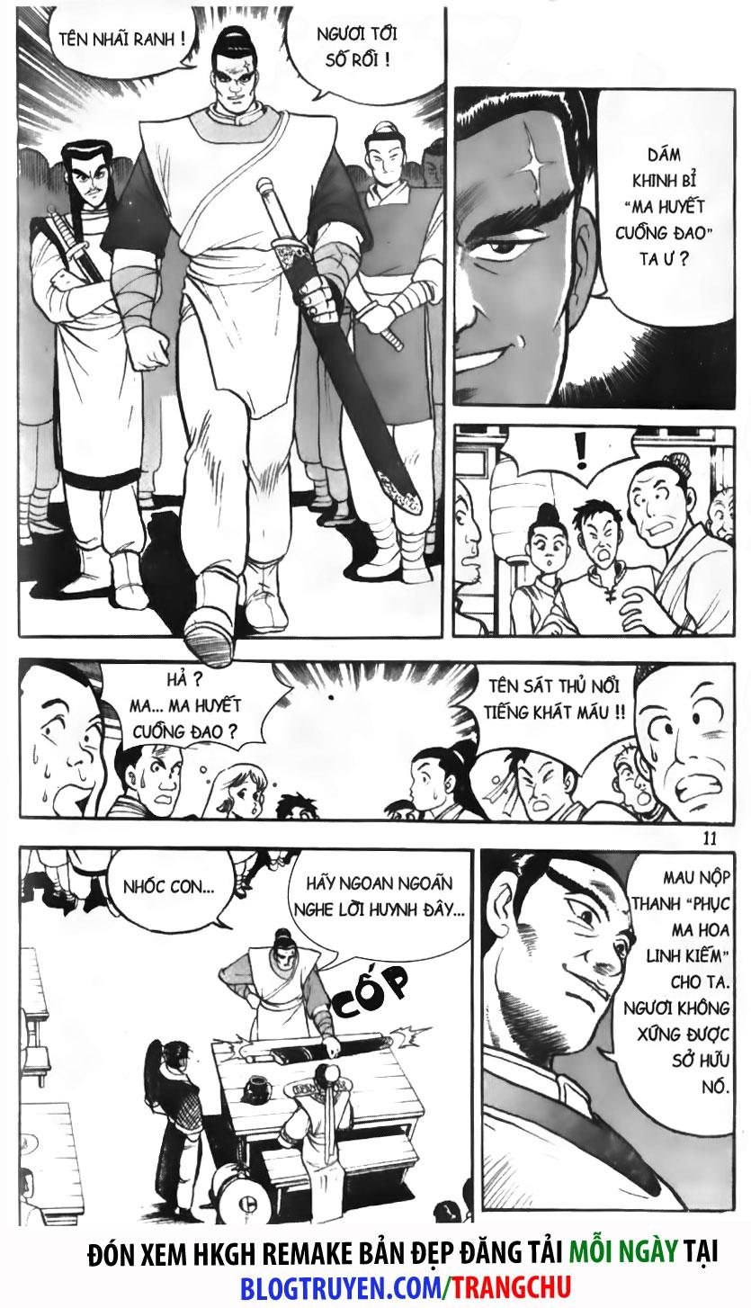 Hiệp Khách Giang Hồ chap 1 Trang 12