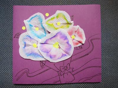 Paper Towel Art Projects