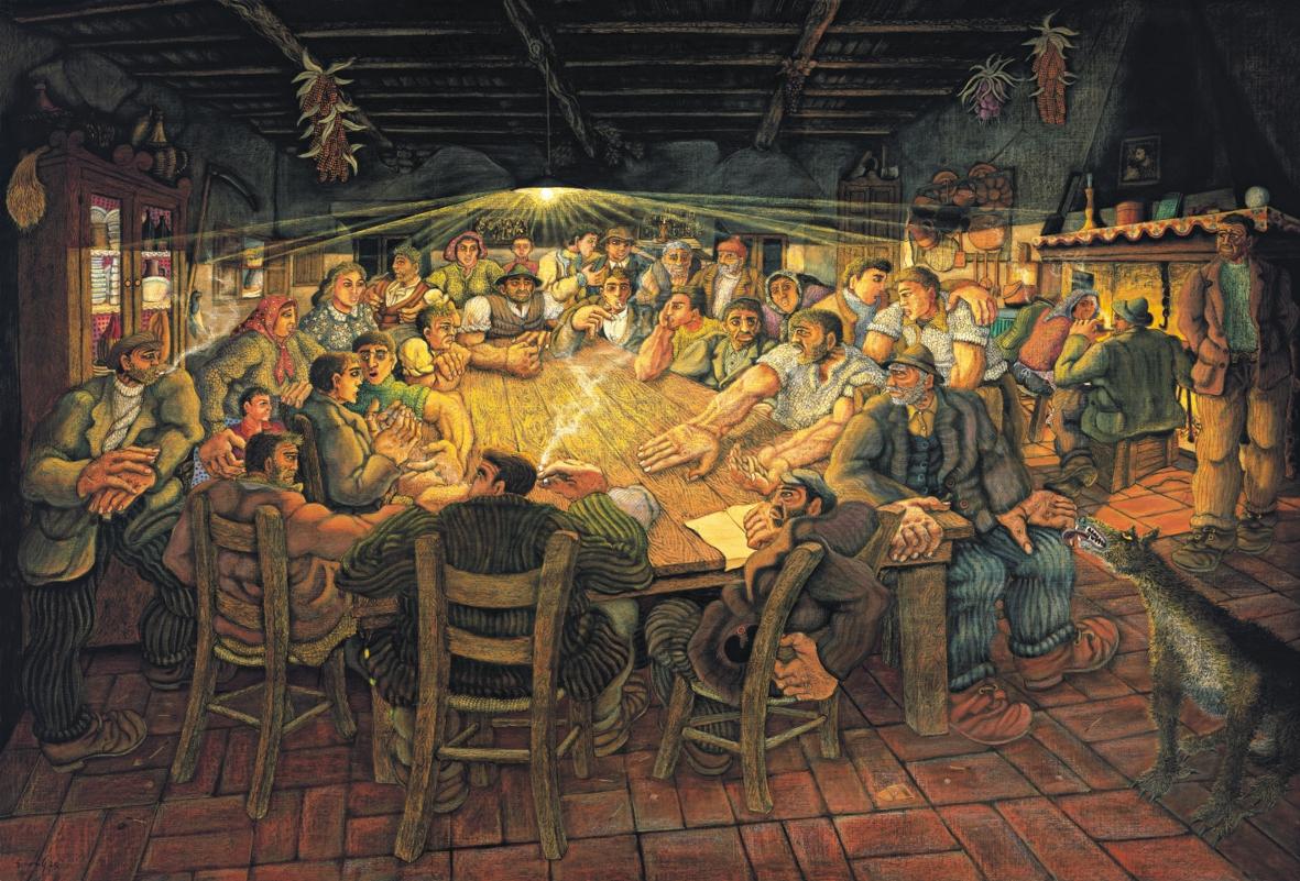 kino_ride: Il Novecento di Bernardo Bertolucci: cronaca di un serial