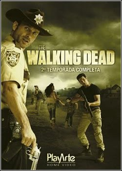 The Walking Dead 2ª Temporada DVDRip AVI – Dual Áudio