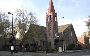 Trinity Episcopal Church, San Jose
