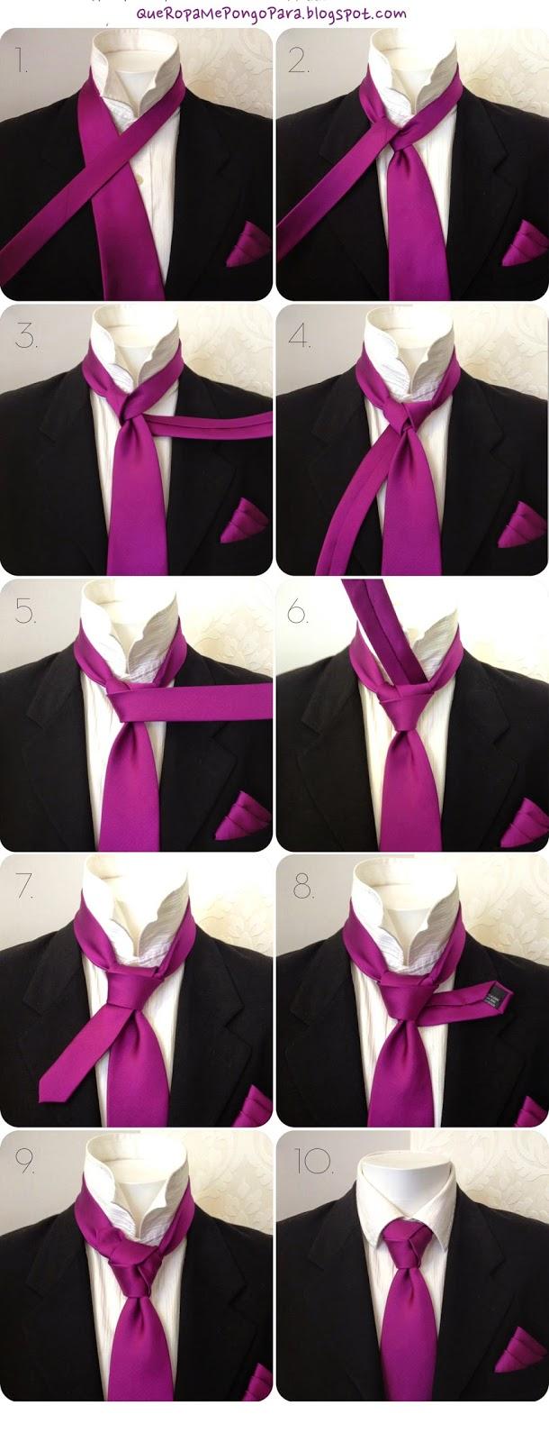 outfits de moda Nudo de corbata Trinity - Tie the knot trinity - TREBOL - Nudos de corbata innovadores y juveniles