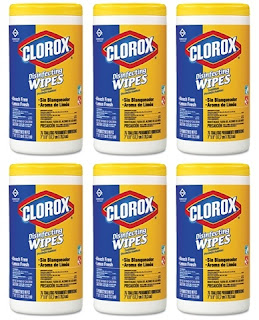 Clorox Wipes giveaway