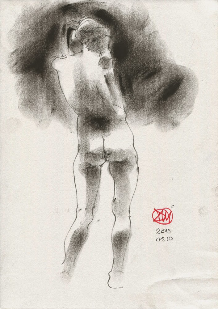 Nude by David Meldrum 20150310
