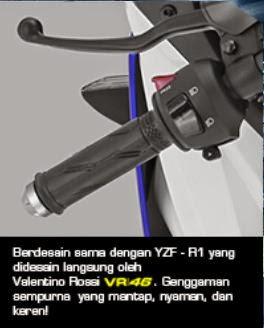 Handgrip Yamaha R15
