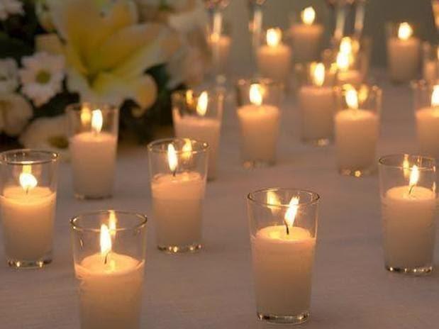 la iluminaci  243 n es un elemento clave de un altar de muertos te    Velas Dia De Los Muertos