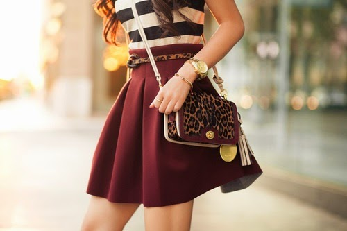 Eniwhere Fashion - Burgundy