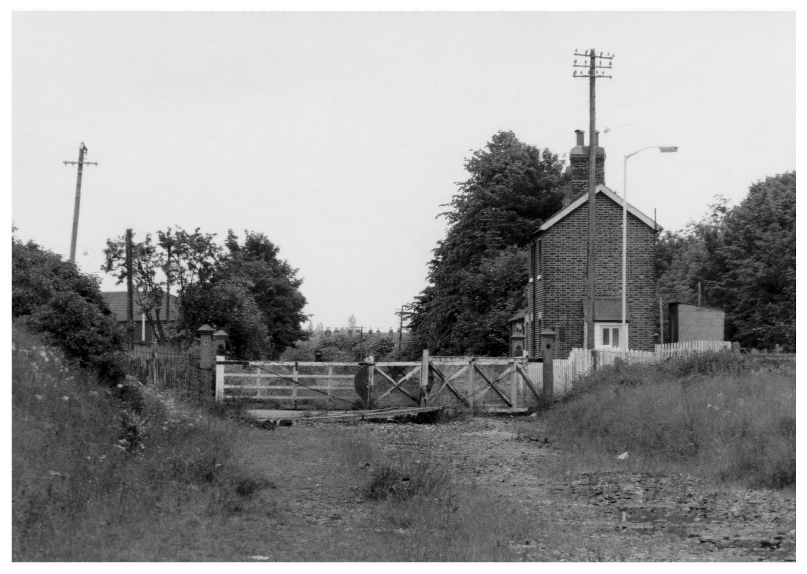 Brockhurst Crossing