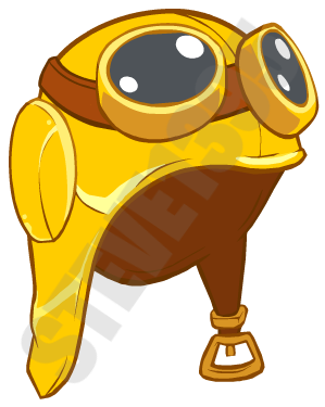 Club Penguin Upcoming Unreleased Golden Goggles Item Sneak Peek