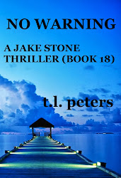 NO WARNING, A JAKE STONE THRILLER (BOOK 18)