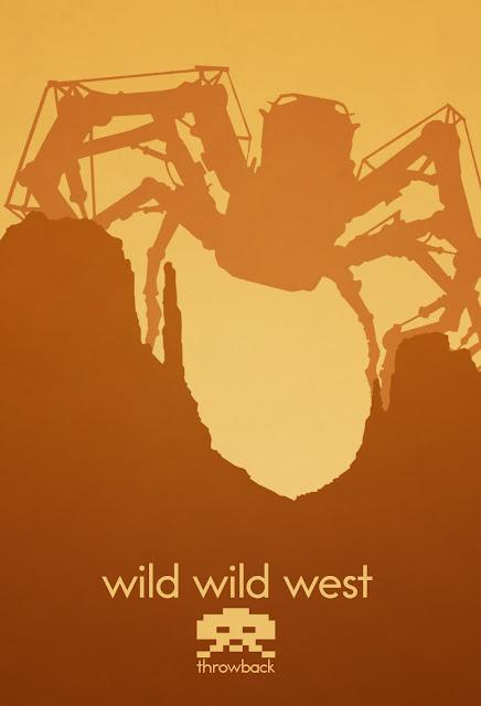 Wild Wild West,Giant Spider,5 stars