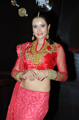 Preeti Rana Glamorous Photos in Ghagra Choli-thumbnail-4