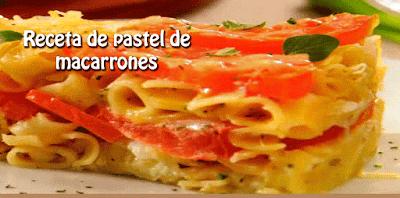 Recetas de Pastas y pizzas,