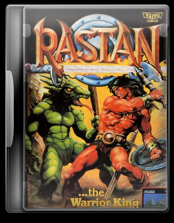 Rastan Portable (Arcade)
