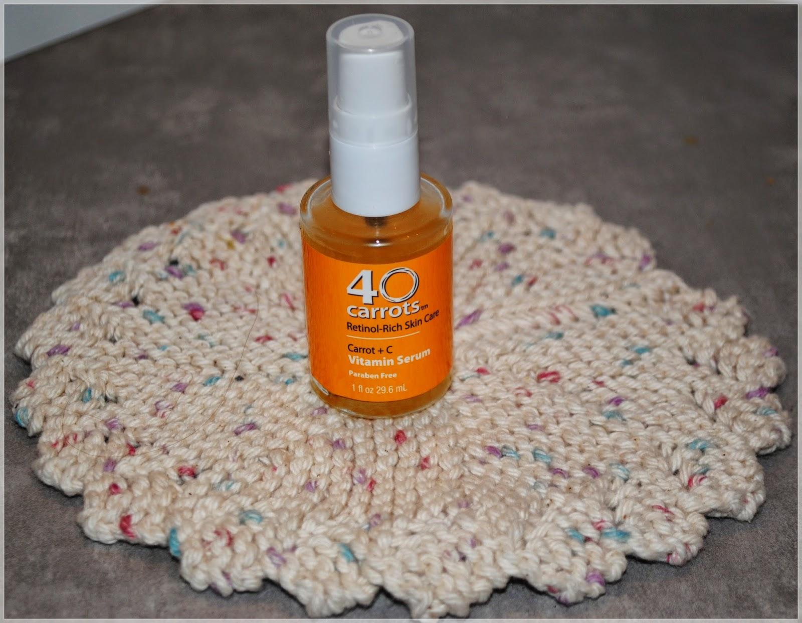 salted caramel style beauty talk 40 carrots vitamin serum