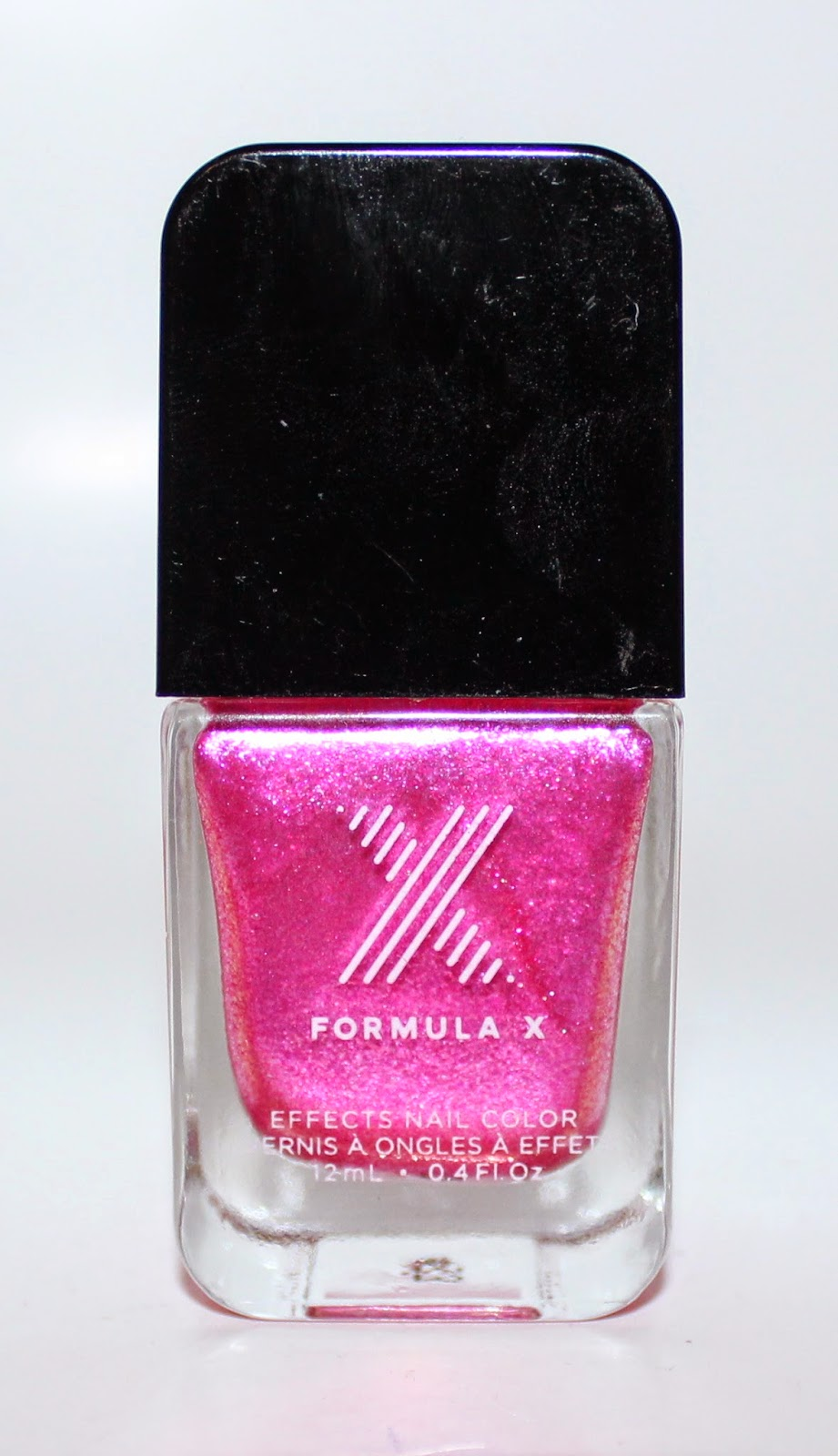 Sephora Formula X Liquid Crystals in Wavelength