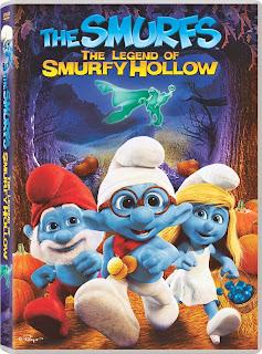 The Smurfs The Legend of Smurfy Hollow[PT/PT] 91PrIHEussL._SL1500_