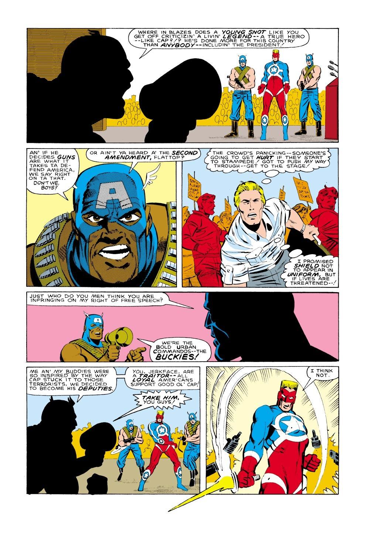 Captain America (1968) Issue #323 #251 - English 14