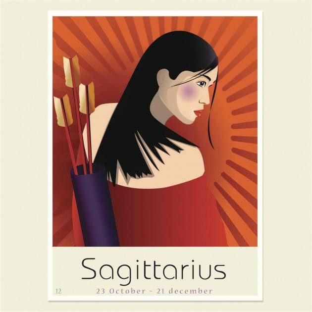 Imagenes Zodiacales Horoscopo 2014 - Signo Sagitario
