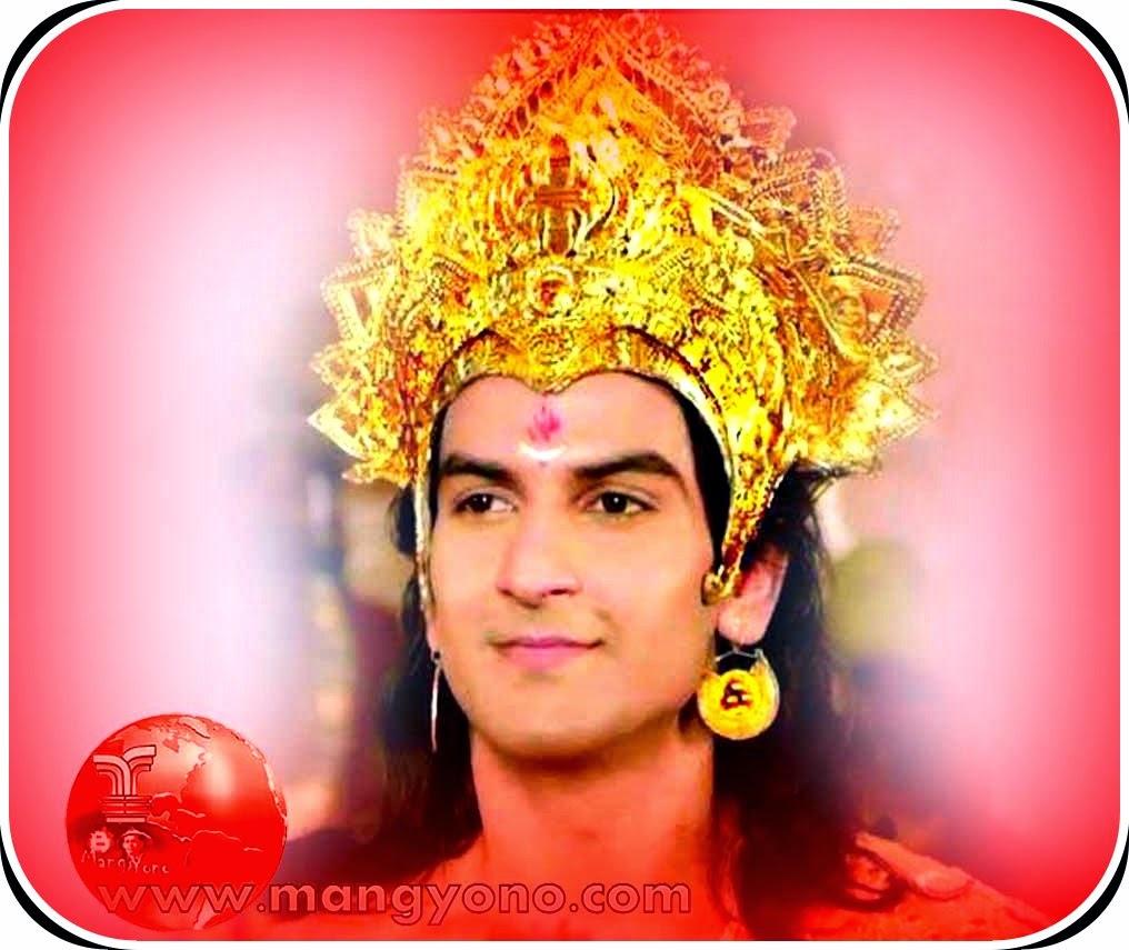 Pandu Mahabarata di ANTV diperankan oleh Arun Singh Rana