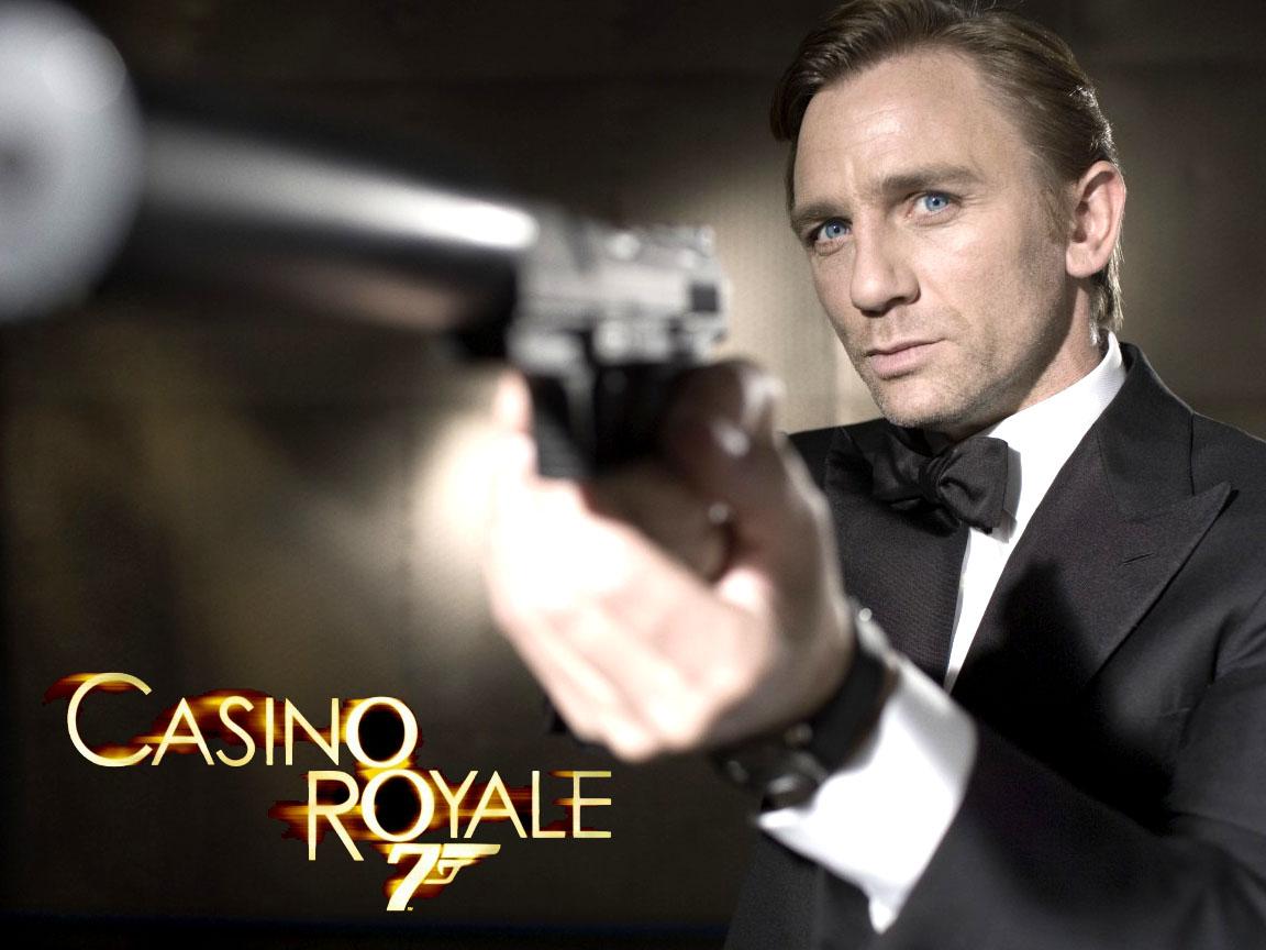 james bond казино рояль: