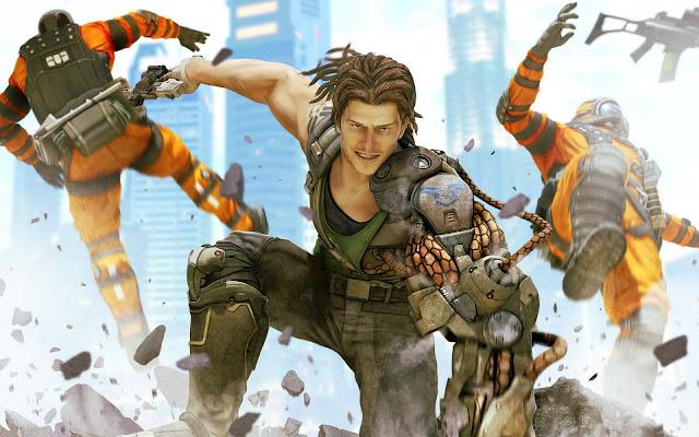 Bionic Commando 2 Games
