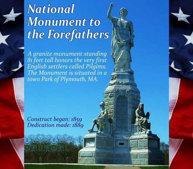 The Matrix of Liberty  ||  Pathway to Liberty: The Forefathers Monument
