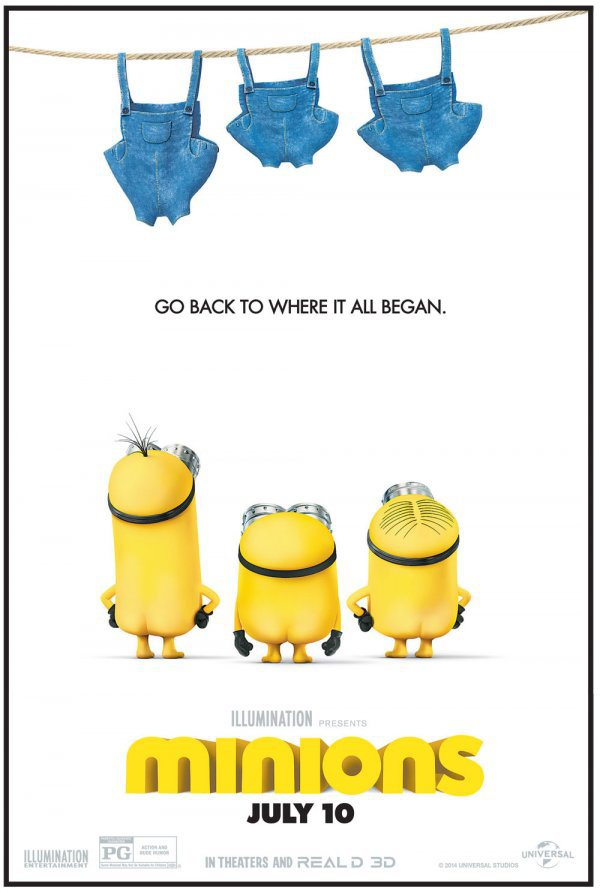 Movie Segments to Assess Grammar Goals: Minions: Used to