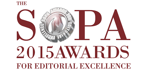 The SOPA 2015 Awards