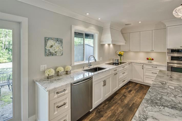 nuevos espacios para una cocina clsica - Cocinas Clasicas Blancas