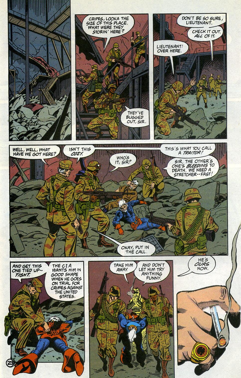 Deathstroke (1991) Issue #3 #8 - English 29