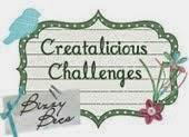 Creatalicious Top 3 (#60, #66 & #77)