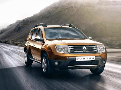 Renault Duster Car Wallpapers