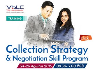 Training Collection Strategy and Negotiation Skill