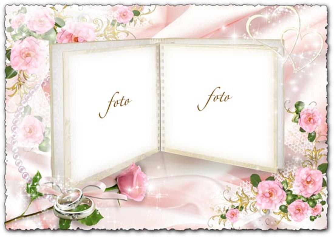 Free photoshop frames Vector